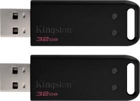 Kingston DataTraveler 20 32GB, USB-A 2.0, 2er-Pack (DT20/32GB-2P)