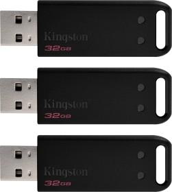 Kingston DataTraveler 20 32GB, USB-A 2.0, 3er-Pack (DT20/32GB-3P)