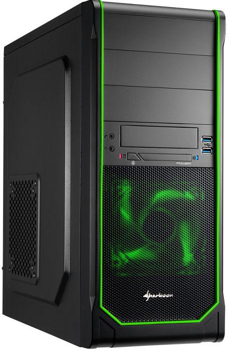Sharkoon VS3-V grün