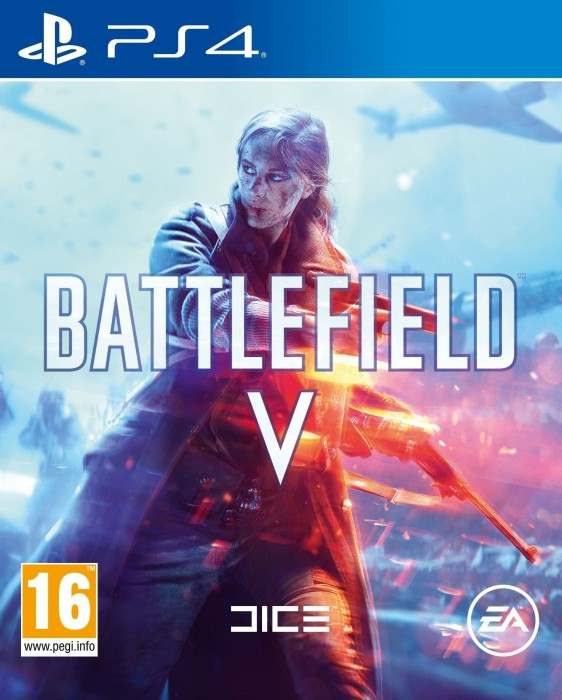 Battlefield V (deutsch) (PS4)