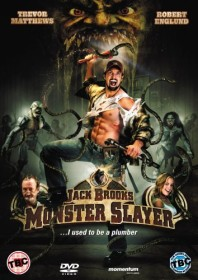Jack Brooks - Monster Slayer (DVD) (UK)