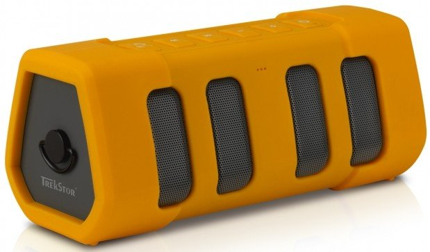 TrekStor PowerBoom mobile 175 gelb