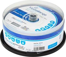 MediaRange BD-R DL 50GB 6x, 25er Spindel printable (MR510)