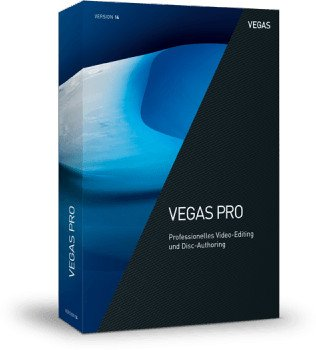 Magix Vegas Pro 14 Standard, ESD (German) (PC)