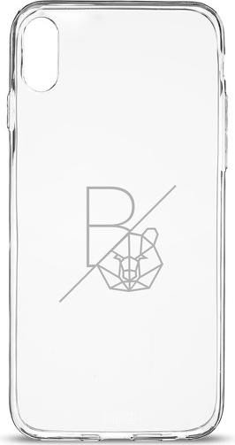 Artwizz NoCase B-Bear für Apple iPhone X/XS transparent (6861-2193)
