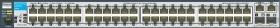 HP Aruba ProCurve 2510 48 Rackmount Managed Switch, 50x RJ-45, 2x SFP (J9020A)