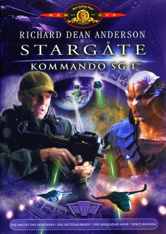 Stargate Kommando SG1 Vol. 33 -- via Amazon Partnerprogramm