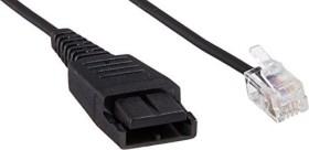 Jabra adapter cable QD/RJ-10 (88001-03)