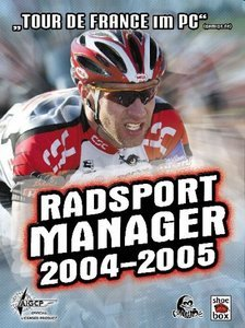 Radsport Manager 2004/2005 (niemiecki) (PC)