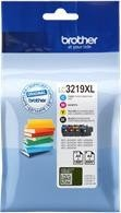 Brother ink LC3219XL value pack (LC3219XLVALDR)