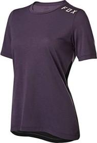 Fox Racing Ranger Drirelease Trikot kurzarm dark purple (Damen) (25115-367)