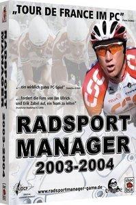 Radsport Manager 2003/2004 (deutsch) (PC)