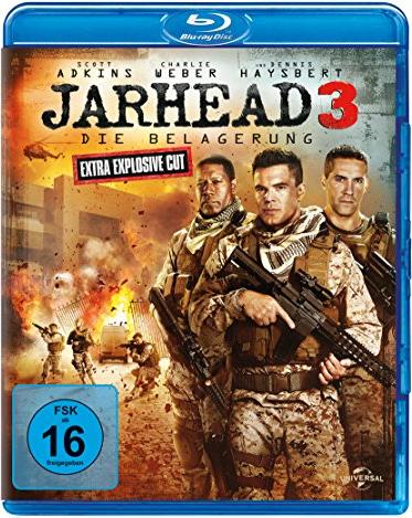 Jarhead (Blu-ray) -- via Amazon Partnerprogramm
