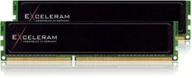 exceleram Black Sark DIMM Kit 4GB, DDR3-1600, CL9-9-9-24 (E30101B)