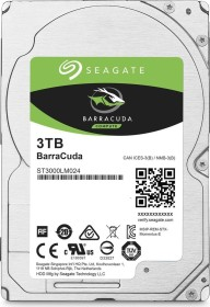 "Seagate BarraCuda Compute 3TB, 2.5"", SATA 6Gb/s (ST3000LM024)"