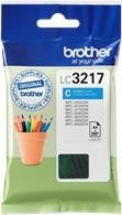 Brother Tinte LC3217C cyan