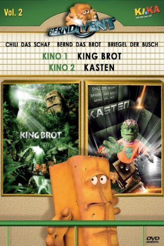 Berndivents - Bernd das Brot Vol. 2: King Brot/Kasten -- via Amazon Partnerprogramm