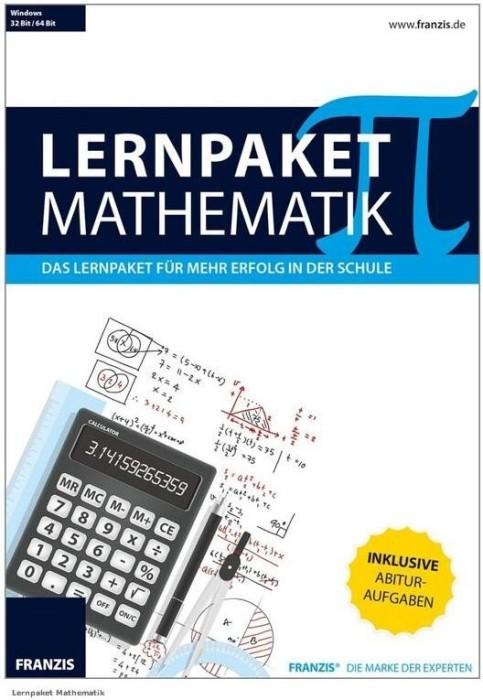 Franzis Lernpaket Mathematik ab € 14,99 (2018)   Preisvergleich ...