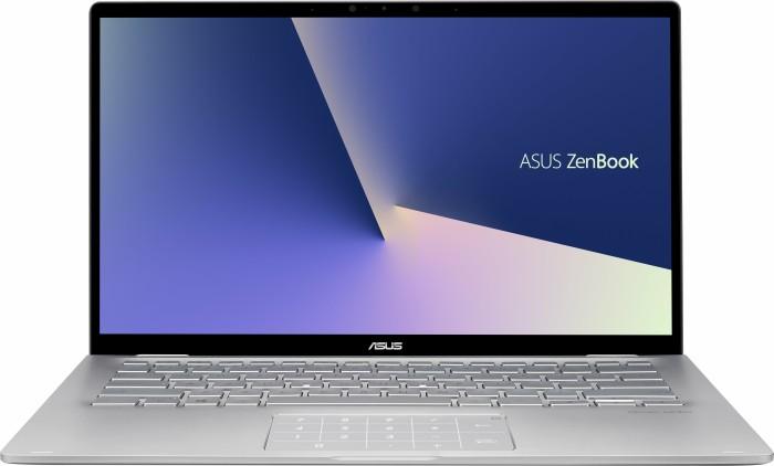 ASUS Zenbook Flip 14 UM462DA Light Grey (90NB0MK1-M00240)