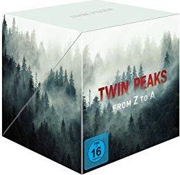 Twin Peaks From Z to A (4K Ultra HD)