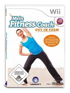 My Fitness-Coach - good in shape (English) (Wii)