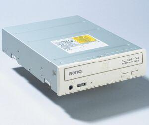 BenQ CRW-5224P/CRW-5244P retail (99.B0S12.0F2)