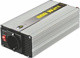 E-ast Sinus-Wechselrichter 12 V DC/230 V AC 1200W kurzfristige Spitzenleistung (777-060-12-S-D)