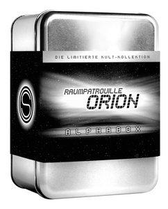 Raumpatrouille Orion - Alphabox