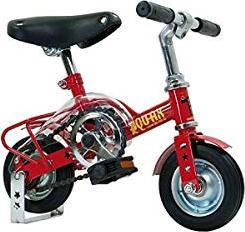 QU-AX Minibike rot