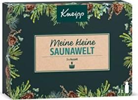 Kneipp Meine kleine Saunawelt Sauna Aufguss 20ml + Sauna Aufguss 20ml + Sauna Aufguss 20ml Geschenkset