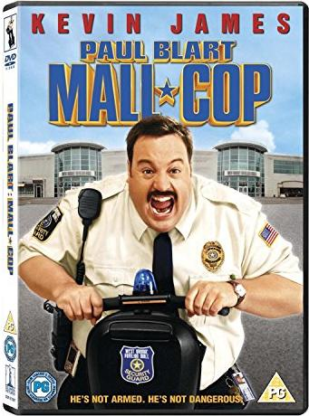Paul Blart - Mall Cop (UK) -- via Amazon Partnerprogramm