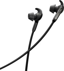 Jabra 100-99020000-60<br>Jabra elite 65e - Active Noise Cancellation Bluetooth Headphones wireless Telefonieren and Music hören - With vibrating alert - Titan black