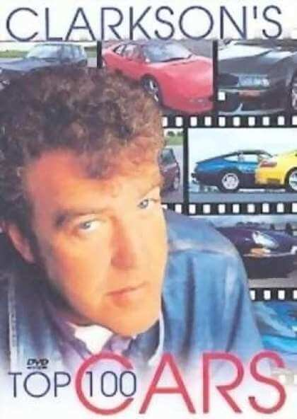 Car: Clarkson's Top 100 Cars (UK) -- via Amazon Partnerprogramm