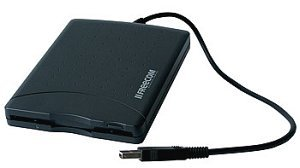 Freecom USB Floppy Disk drive (22767)