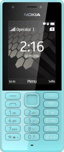 Nokia 216 Dual-SIM türkis