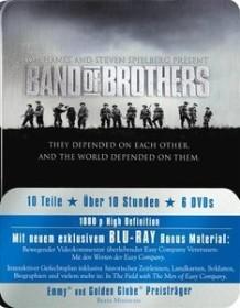 Band Of Brothers Box (Blu-ray)