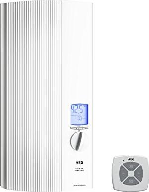 AEG DDLE eco ThermoDrive 18/21/24 Electronic Continuous-flow Water Heater -- via Amazon Partnerprogramm