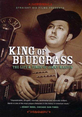Jimmy Martin - King of Bluegrass -- via Amazon Partnerprogramm