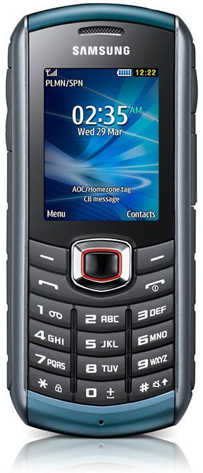 Samsung B2710 with branding