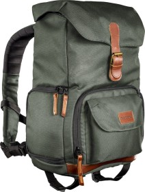Mantona Luis junior backpack green (21491)