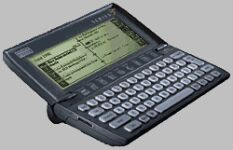 Psion 3mx incl. PC-Software and cable