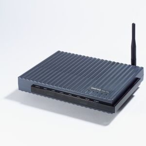BenQ AWL-505 Wireless LAN zestaw (AP + PCMCIA Card)