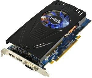 HIS Radeon HD 5770 Fan, 1GB GDDR5, DVI, HDMI, DisplayPort (H577FL1GD)