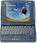 HP Jornada 820, 16MB, Modem, Color, WinCE (F1260A)