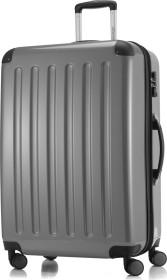Hauptstadtkoffer Alex TSA Spinner erweiterbar 75cm silber glänzend (82780007)
