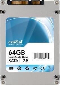 Crucial M225 64GB, SATA (CT64M225)