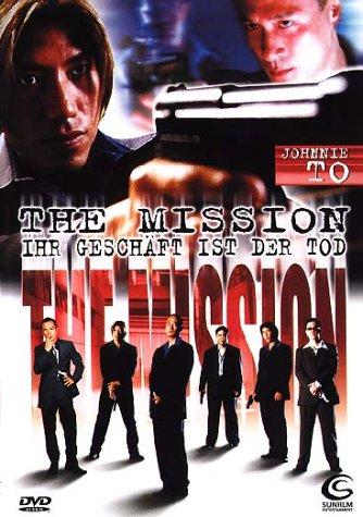 The Mission - Ihr Geschäft ist der Tod -- via Amazon Partnerprogramm