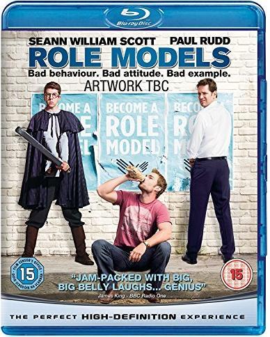 Role Models (Blu-ray) (UK) -- via Amazon Partnerprogramm