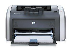 HP LaserJet 1012, B&W-laser (Q2461A)
