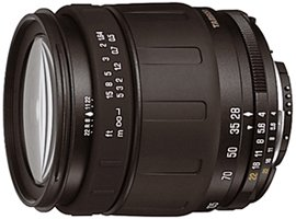 Tamron AF 28-105mm 4.0-5.6 IF für Nikon F schwarz (179DN)